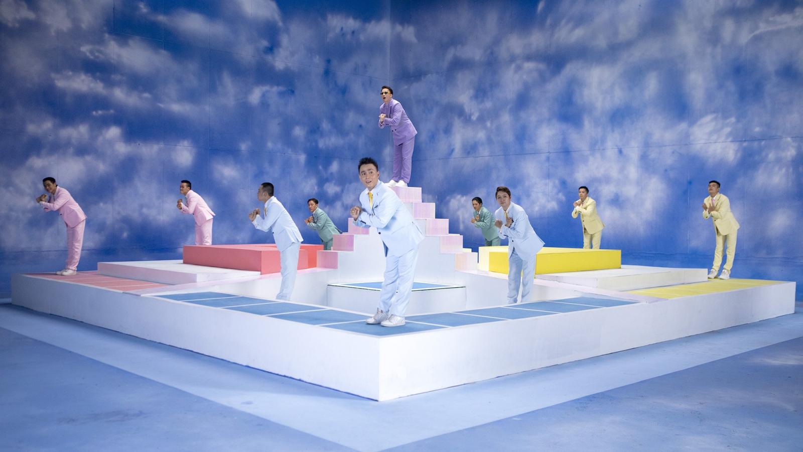 Ninh Dương Lan Ngọc trổ tài đọc rap trong MV của S.T Sơn Thạch