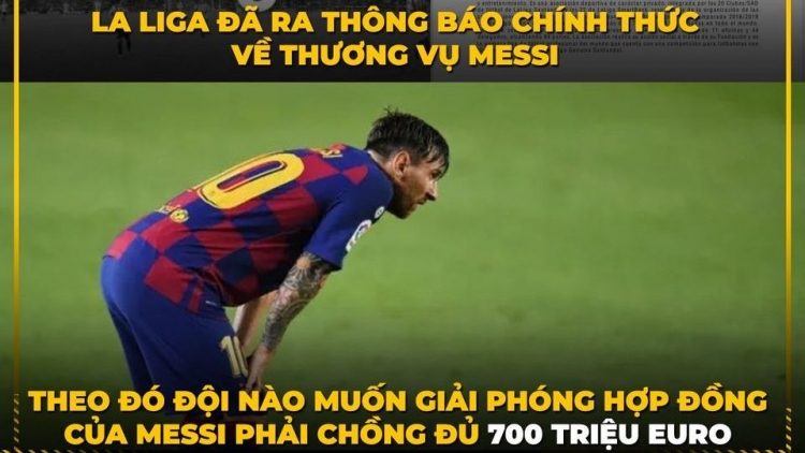 Biếm họa 24h: Messi khó lòng rời Barca miễn phí