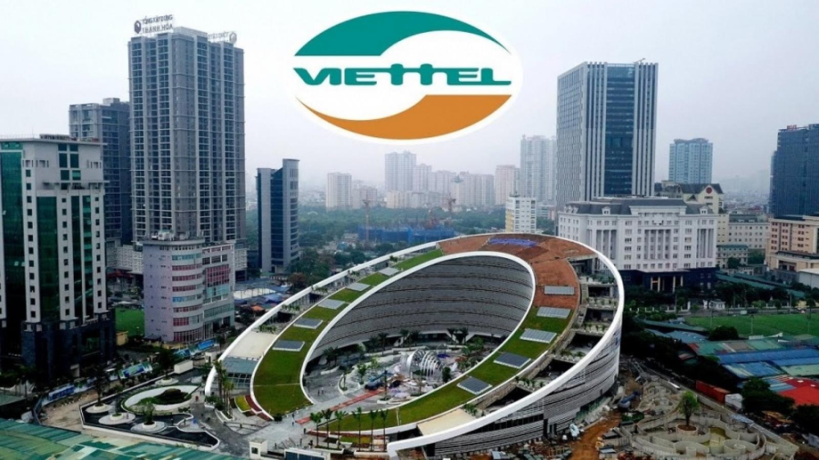 Viettel được công nhận là công ty Việt Nam có ảnh hưởng lớn nhất châu Á