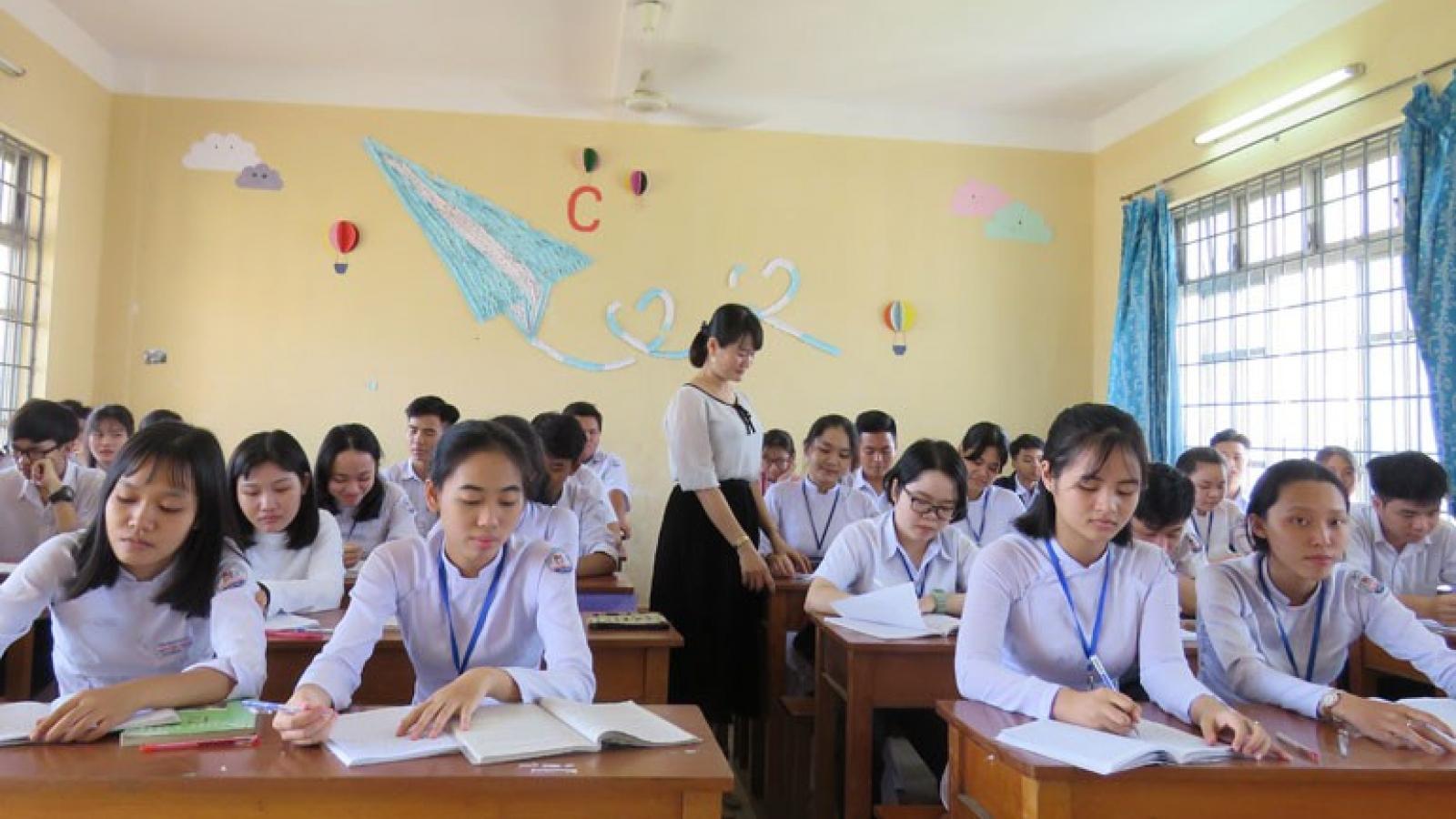 Phú Yên tạm dừng dạy và học để phòng chống Covid-19