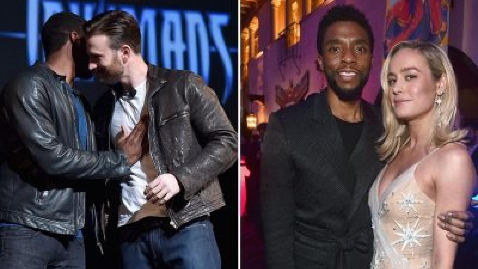 """Dàn sao Marvel bàng hoàng, tiếc thương """"Black Panther"""" Chadwick Boseman"""