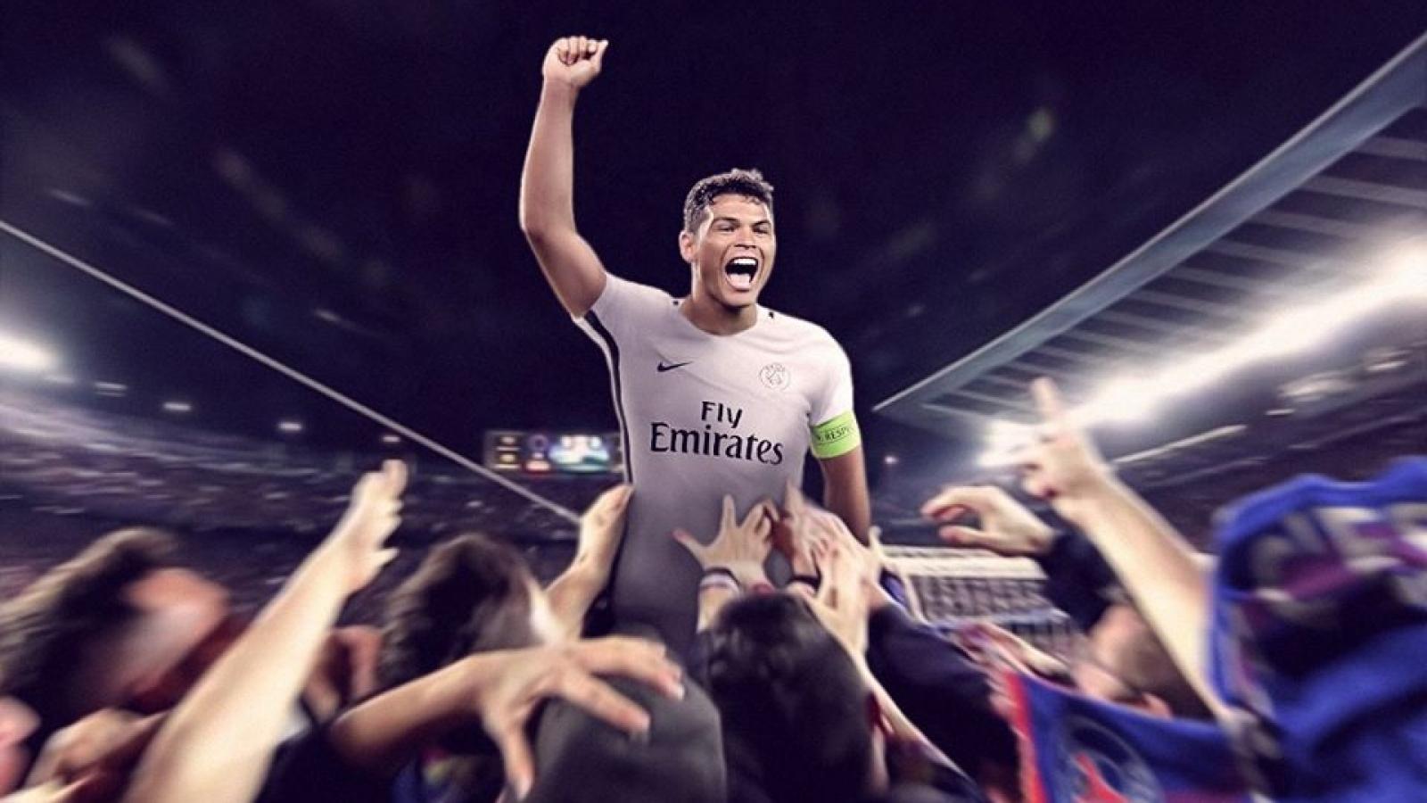 Vũ trụ bóng đá ngược đời: PSG lội ngược dòng thần thánh trước Barca