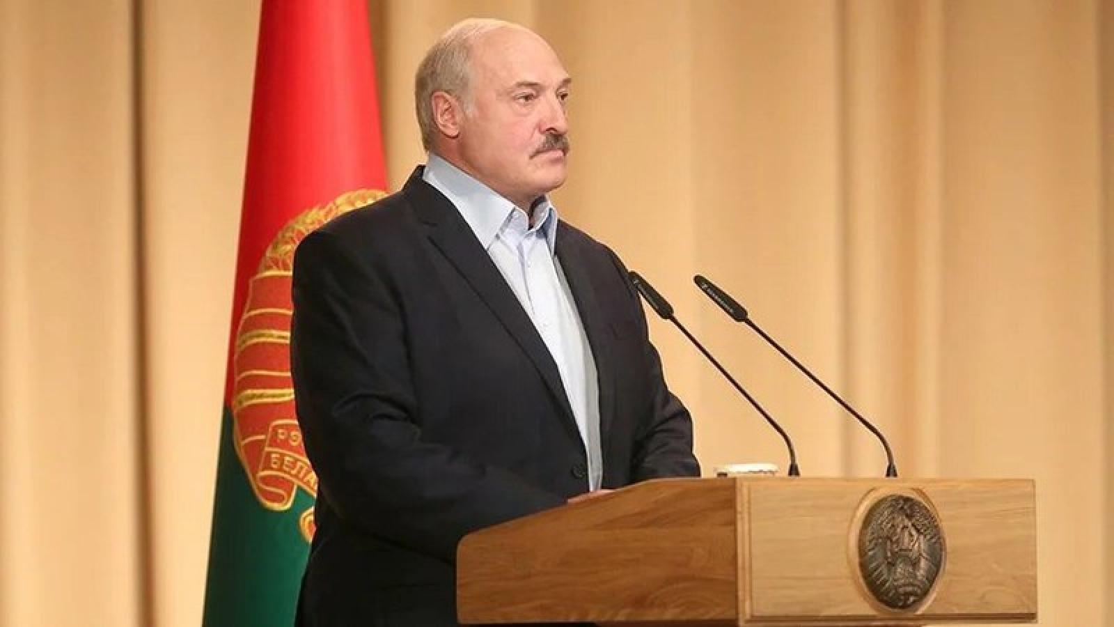 Tổng thống Lukashenko: Nga luôn là đồng minh thân thiết của Belarus