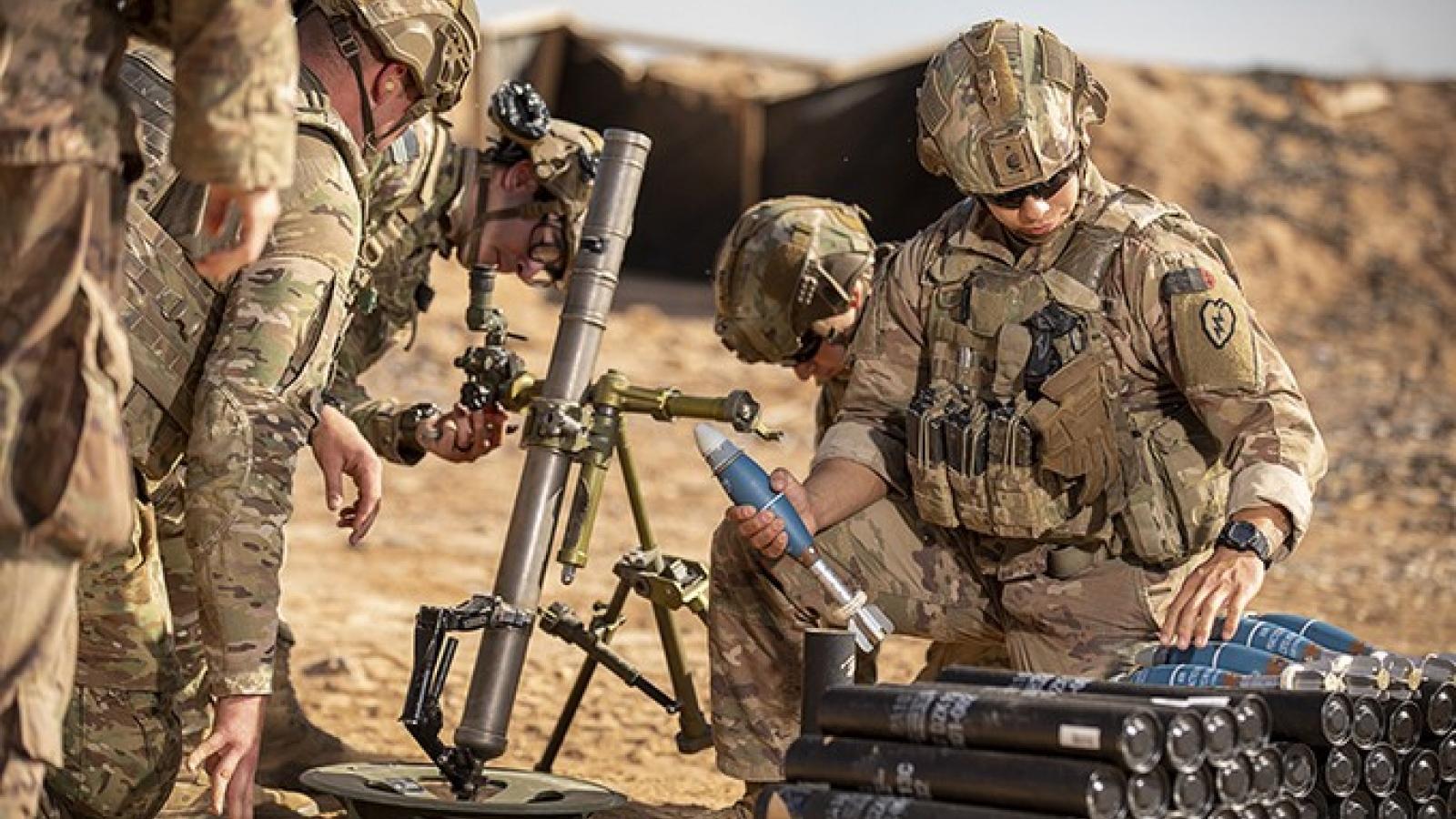 Mỹ tuyên bố rút hầu hết quân đội đồn trú tại Iraq