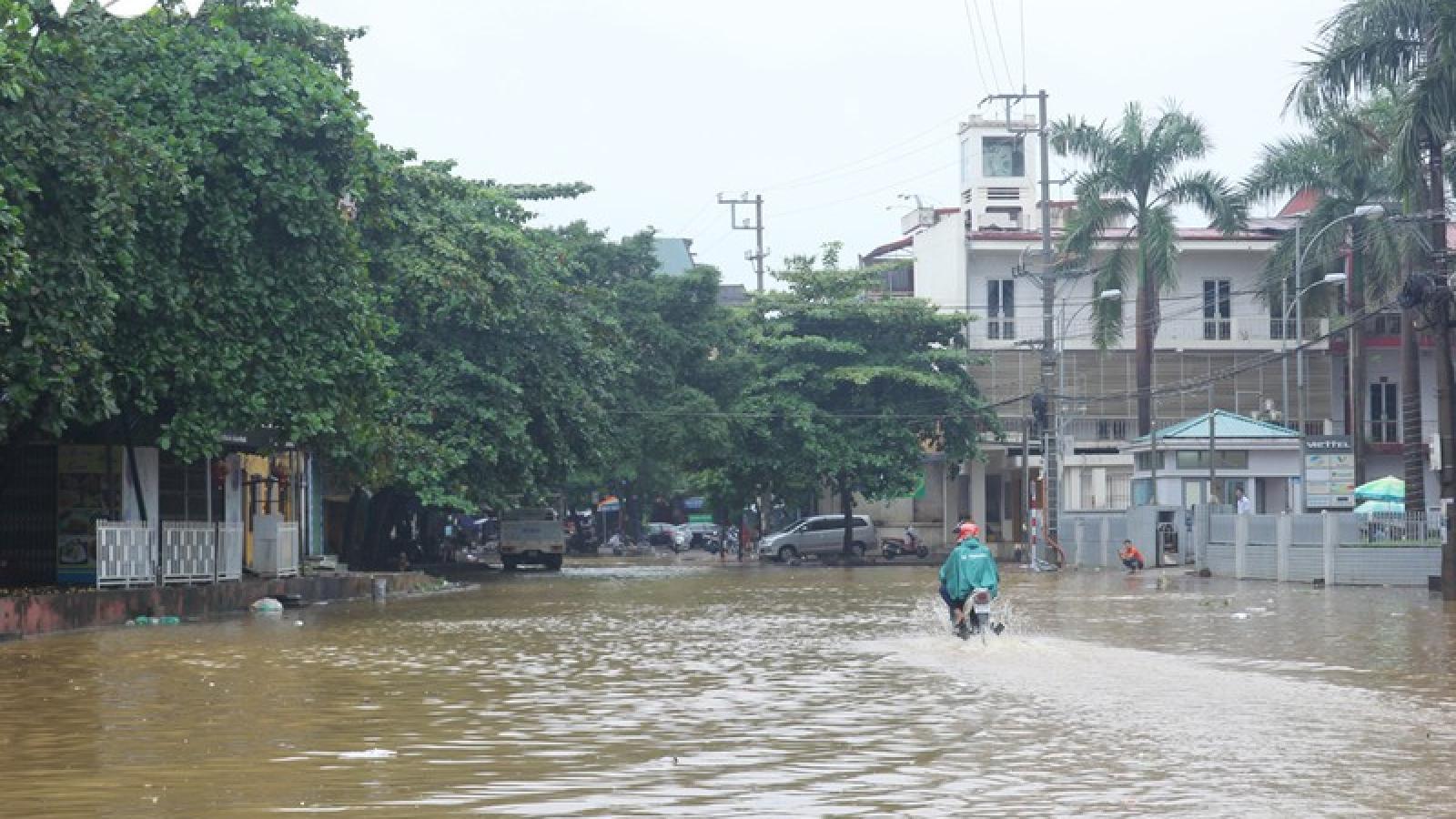 Mưa lũ ở Yên Bái gây thiệt hại khoảng 4,5 tỷ đồng