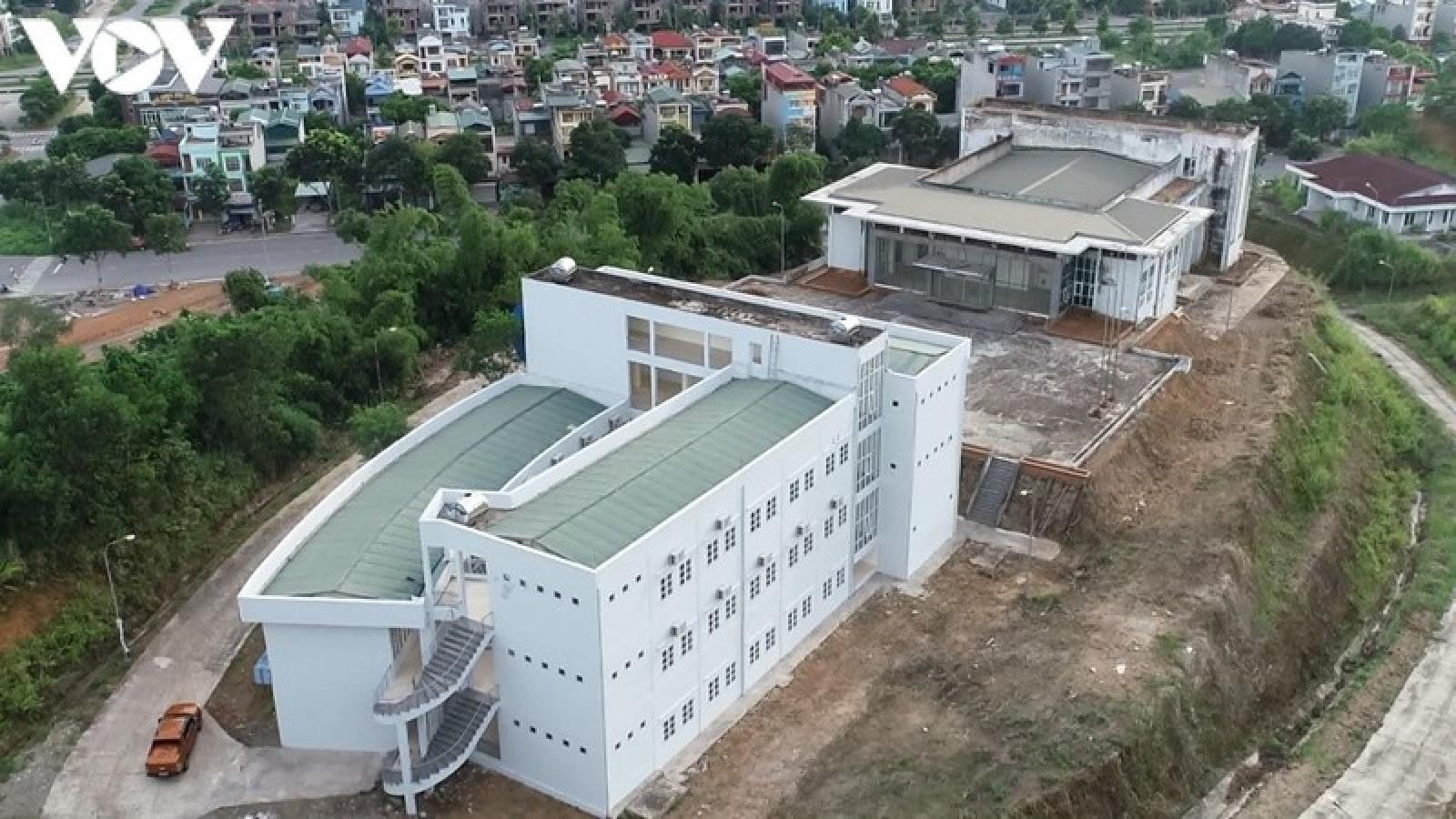Những trụ sở cơ quan tiền tỷ bị bỏ hoang ở Lào Cai
