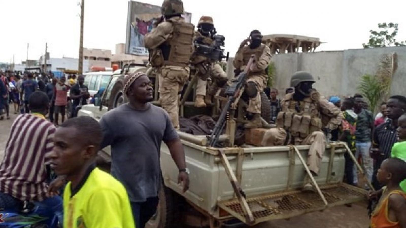 Hội đồng Bảo an Liên Hợp Quốc lên án cuộc nổi loạn ở Mali