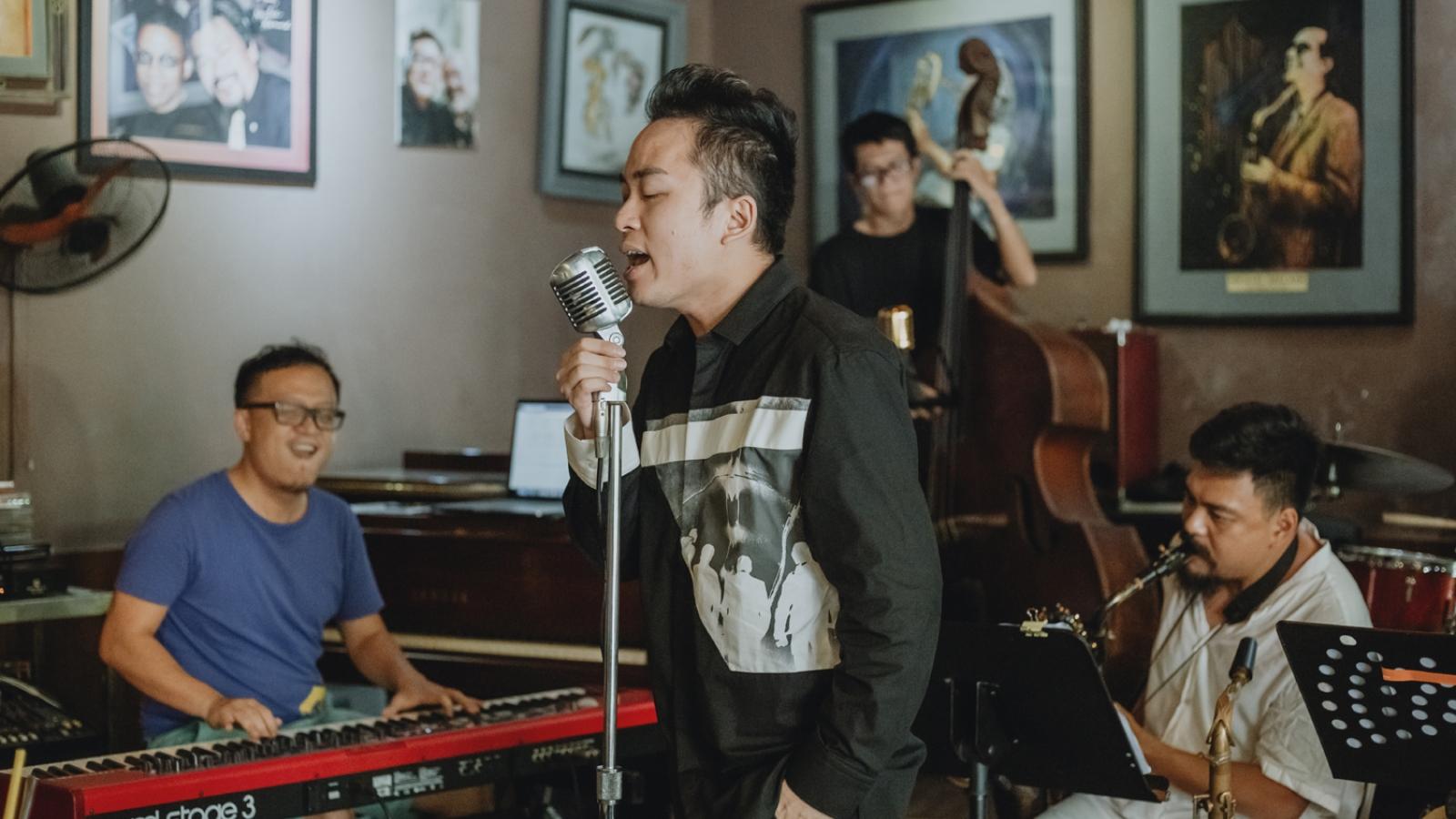 Concert Tuấn Nam Jazz buộc phải dời ngày diễn, Bùi Lan Hương vắng mặt