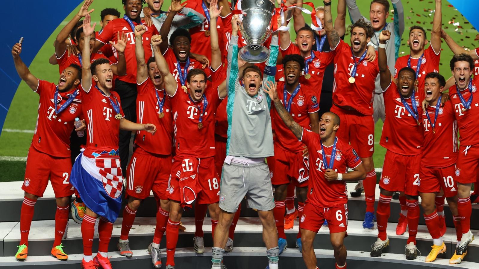 """Bayern vô địch châu Âu: Khi lịch sử nghiêng mình trước """"Hùm xám"""""""
