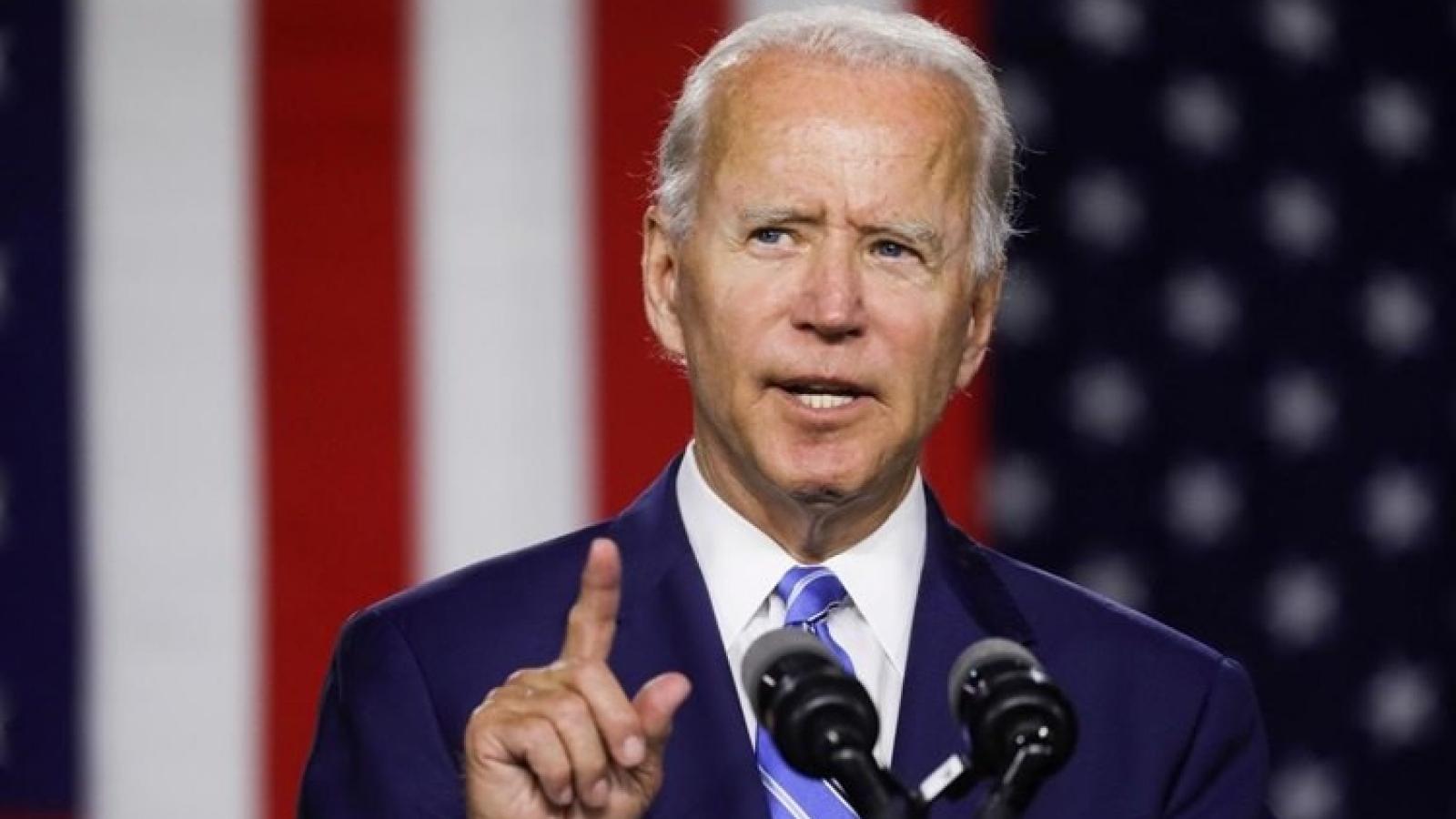 Bầu cử Mỹ: Ông Biden chiếm được ưu thế từ cử tri ủng hộ đảng Cộng hòa