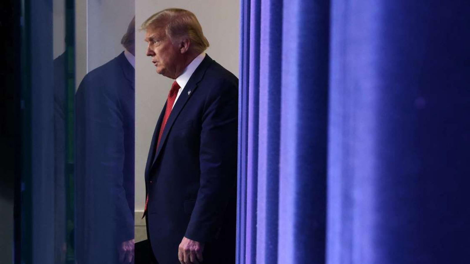Tổng thống Trump hoãn Hội nghị G7 cho đến sau bầu cử Mỹ