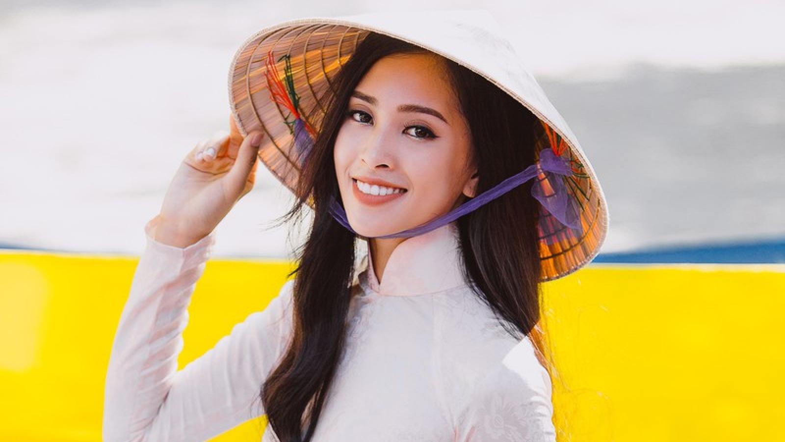Hoa hậu Tiểu Vy ủng hộ Đà Nẵng 200 triệu đồng chống dịch Covid-19
