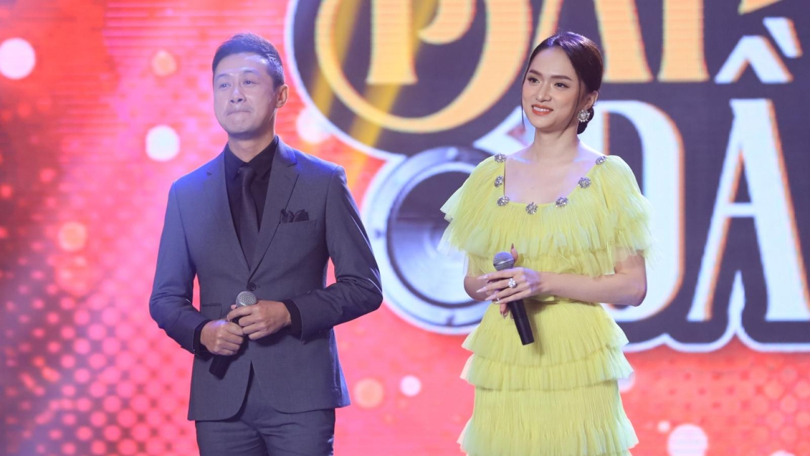 Hậu sóng gió tình cảm, Hoa hậu Hương Giang làm MC gameshow ca nhạc mới