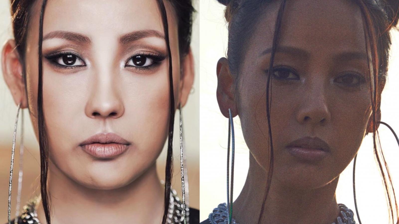 """""""Phù thuỷ makeup"""" Risa Bae và những màn hoá trang giống sao Hàn đến ngỡ ngàng"""