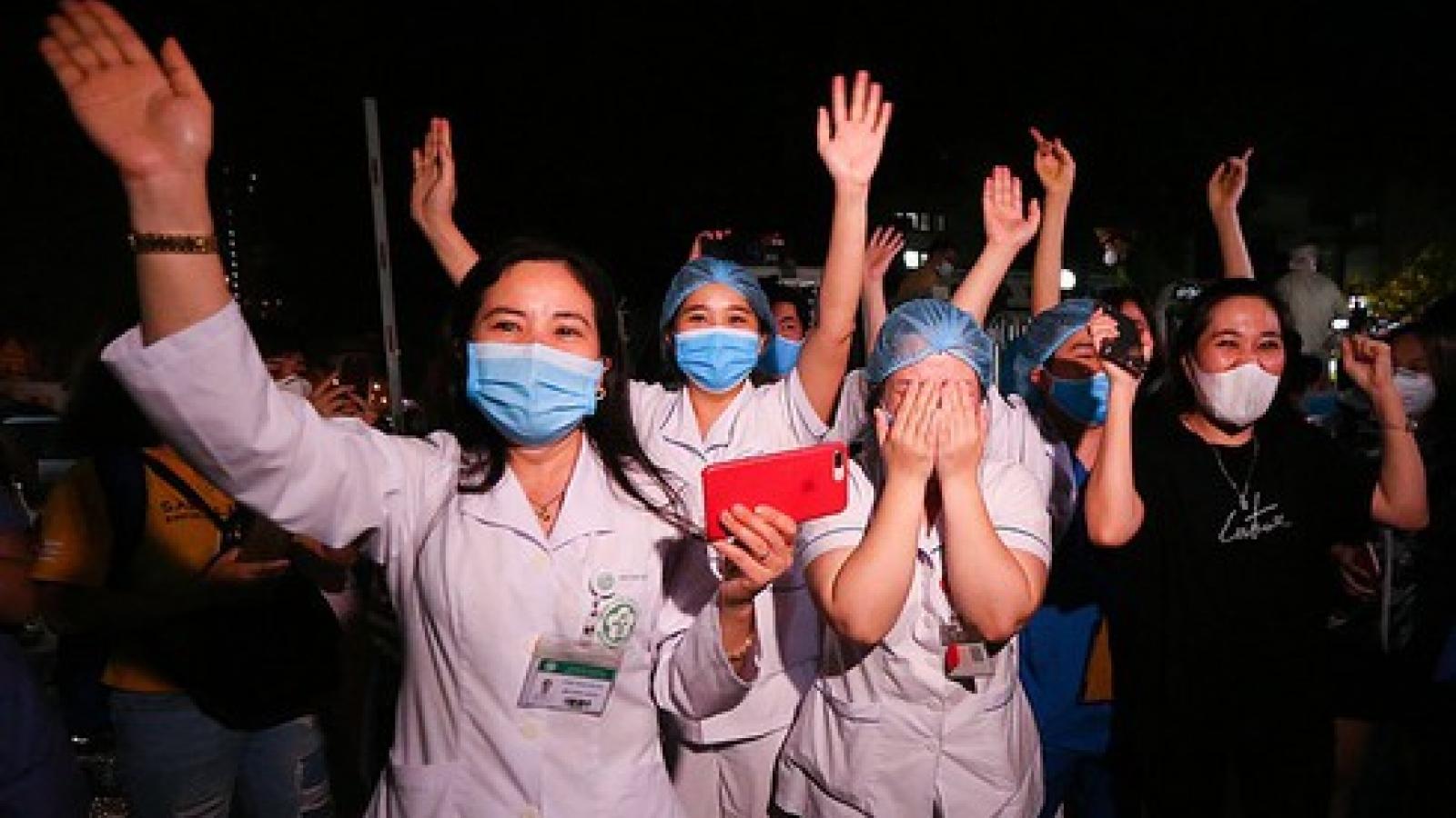 Hanoi capital hospital hits back at coronavirus rumours