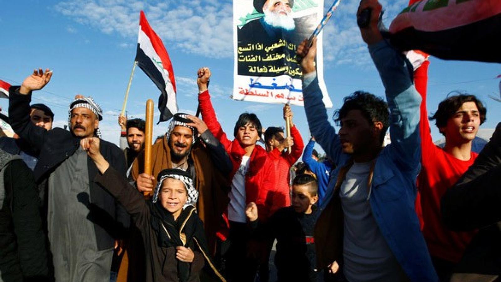 Tuyên bố chung về đối thoại chiến lược Mỹ-Iraq