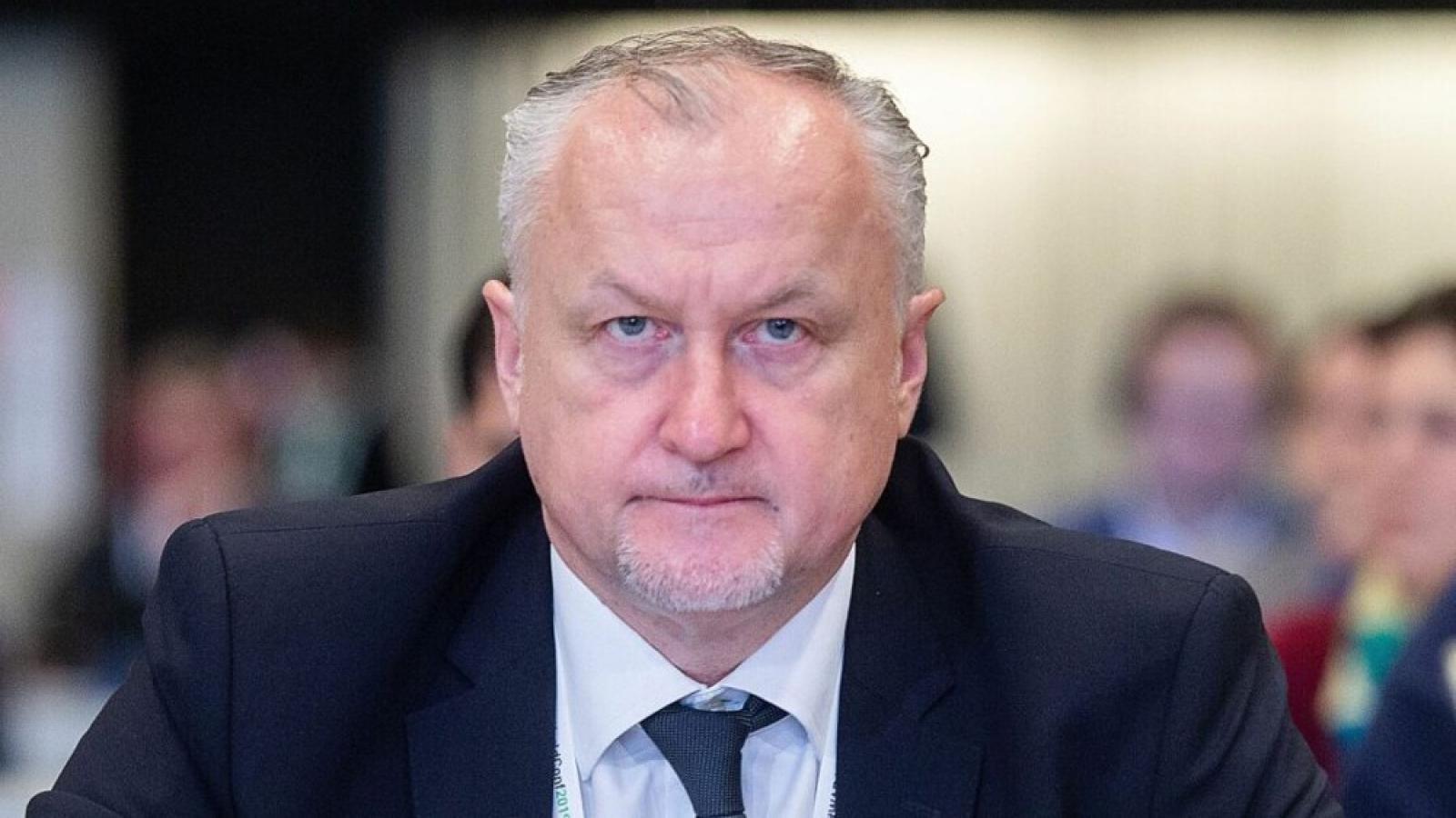 Nga sa thải Tổng giám đốc Cơ quan phòng chống doping