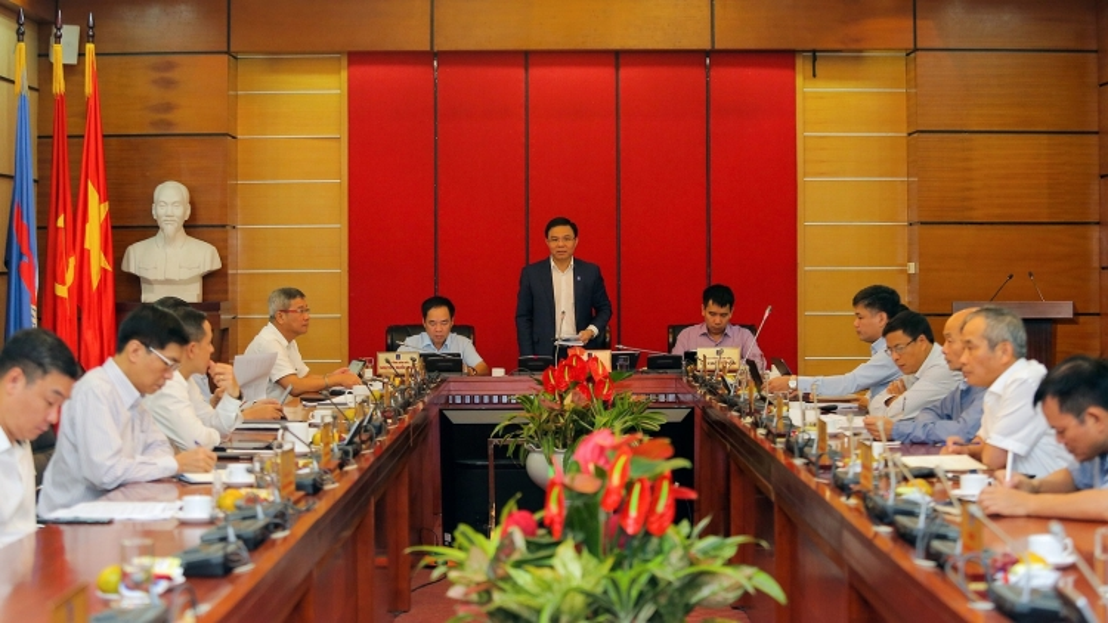 PVN báo lãi hơn 10.000 tỷ, nộp ngân sách Nhà nước hơn 38.000 tỷ đồng