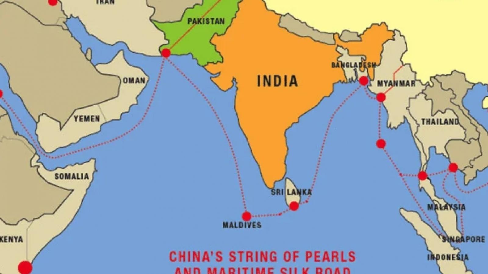 """Vì sao dự án """"Vành đai và Con đường"""" của Trung Quốc thất bại ở Ấn Độ?"""