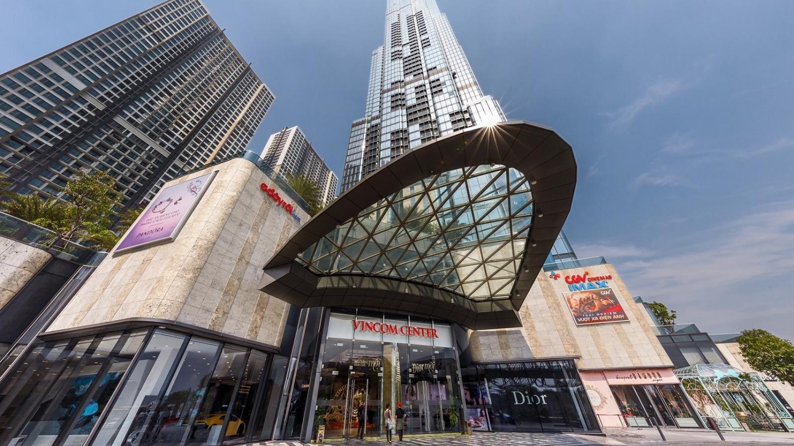 Forbes: Vinhomes, Vincom Retail là thương hiệu bất động sản dẫn đầu Việt Nam