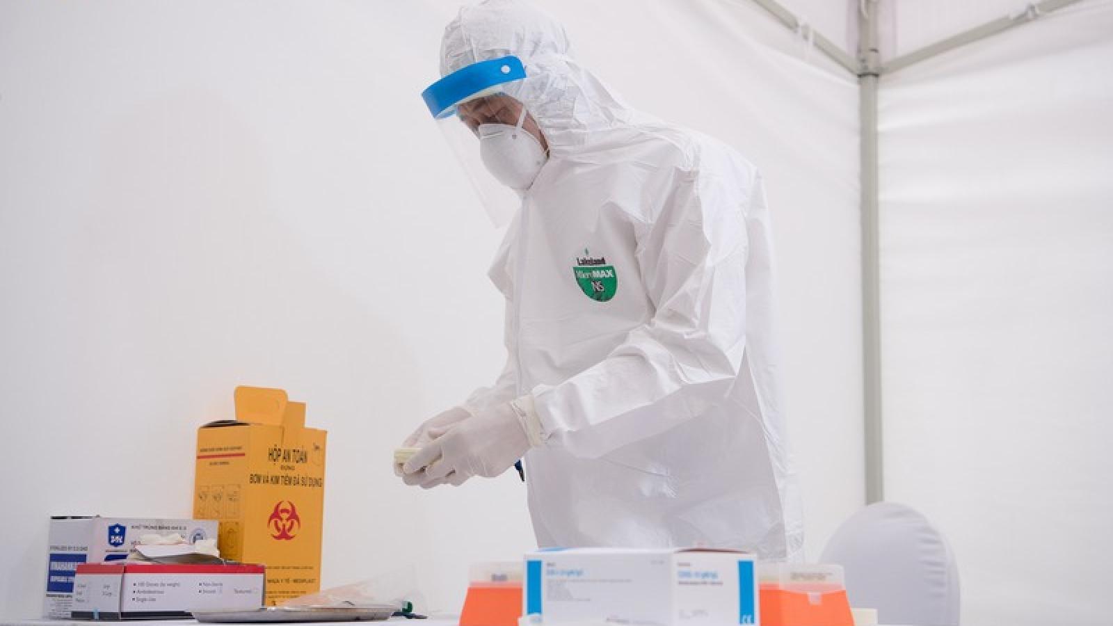 Quảng Nam mở rộng diện lấy mẫu xét nghiệm Covid-19
