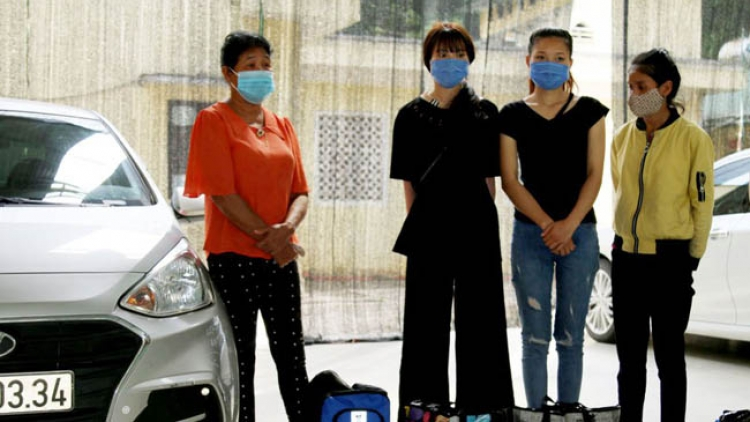 One arrested after failed attempt to traffic pregnant women into China