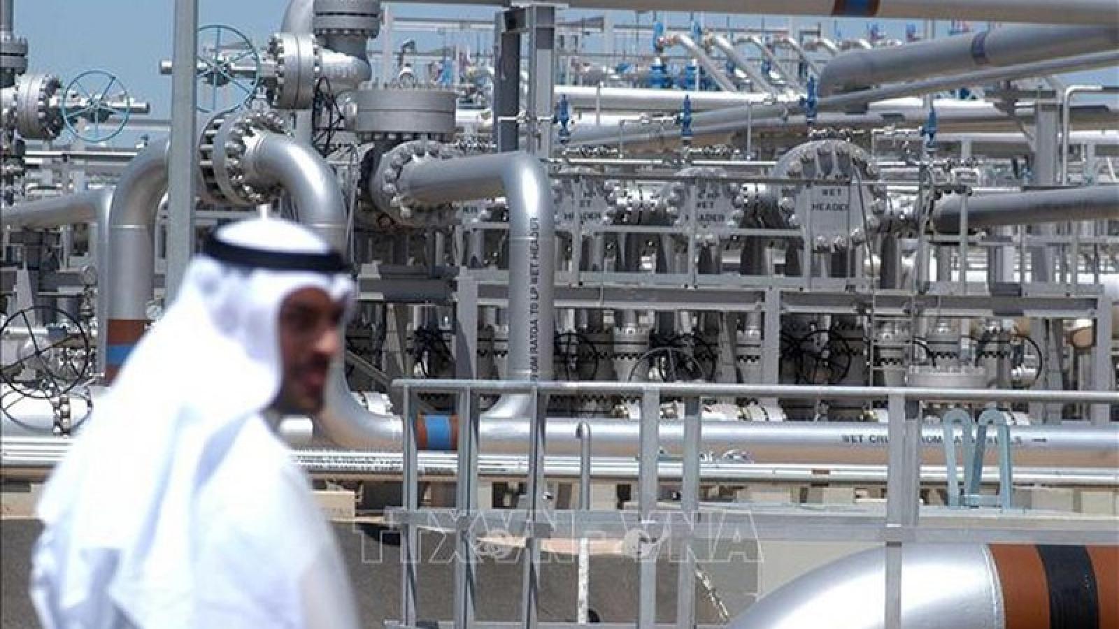 Iraq tăng mức cắt giảm sản lượng khai thác dầu cùng OPEC+