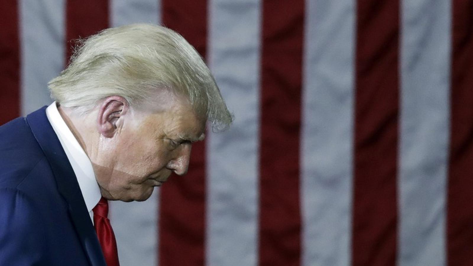 """Bầu cử Mỹ 2020: """"Cơn ác mộng"""" của đảng Cộng hòa đang dần thành sự thật?"""