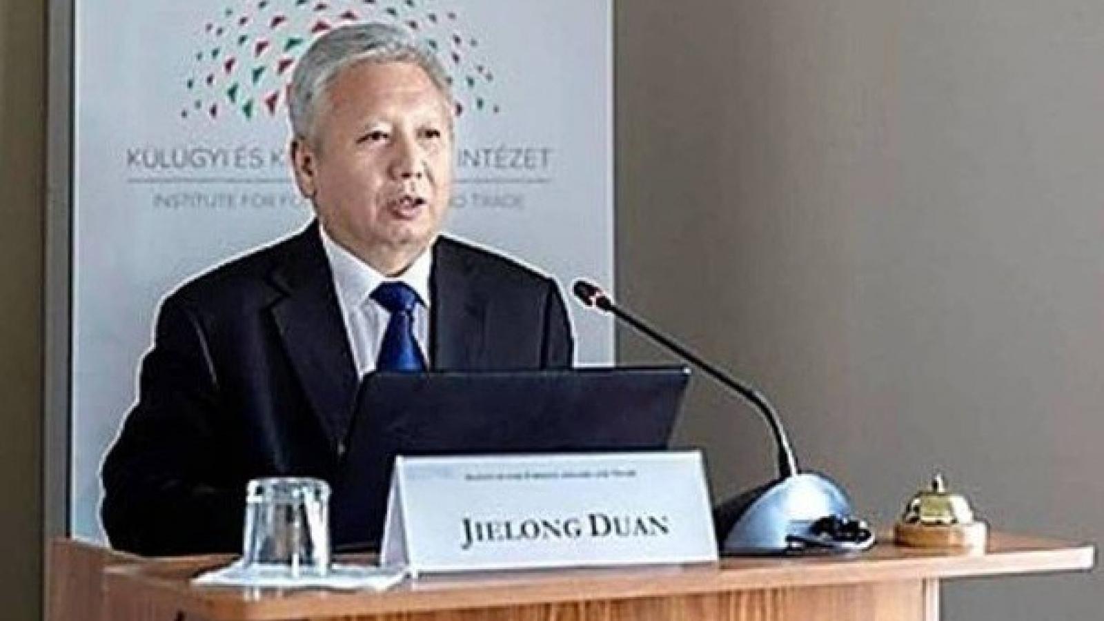 Đại diện Trung Quốc trúng cử thẩm phán Tòa án quốc tế về Luật Biển