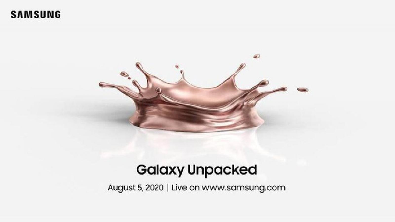 Hàng loạt thiết bị di động mới của Samsung trình làng trong tuần này