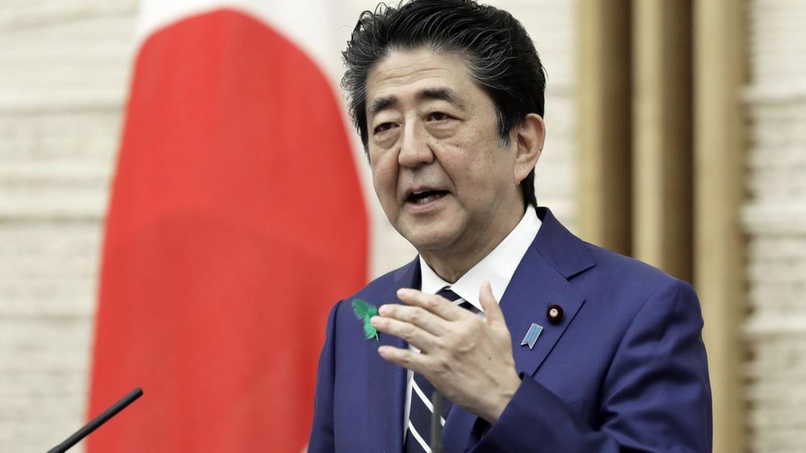 Thủ tướng Nhật Bản Shinzo Abe có ý định từ chức