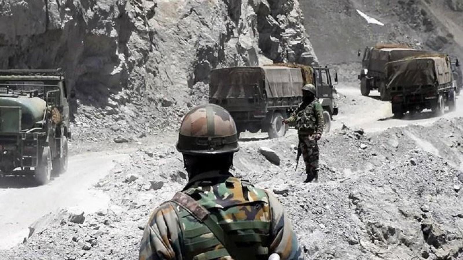 Ấn Độ lại tố Trung Quốc xâm nhập lãnh thổ