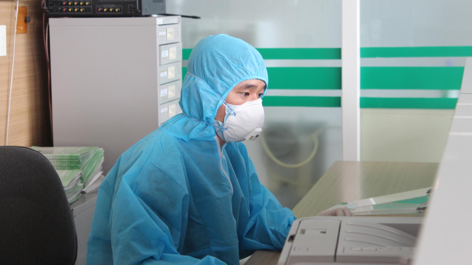 Hà Nội có thêm 1 ca nghi mắc Covid-19 ở huyện Phúc Thọ