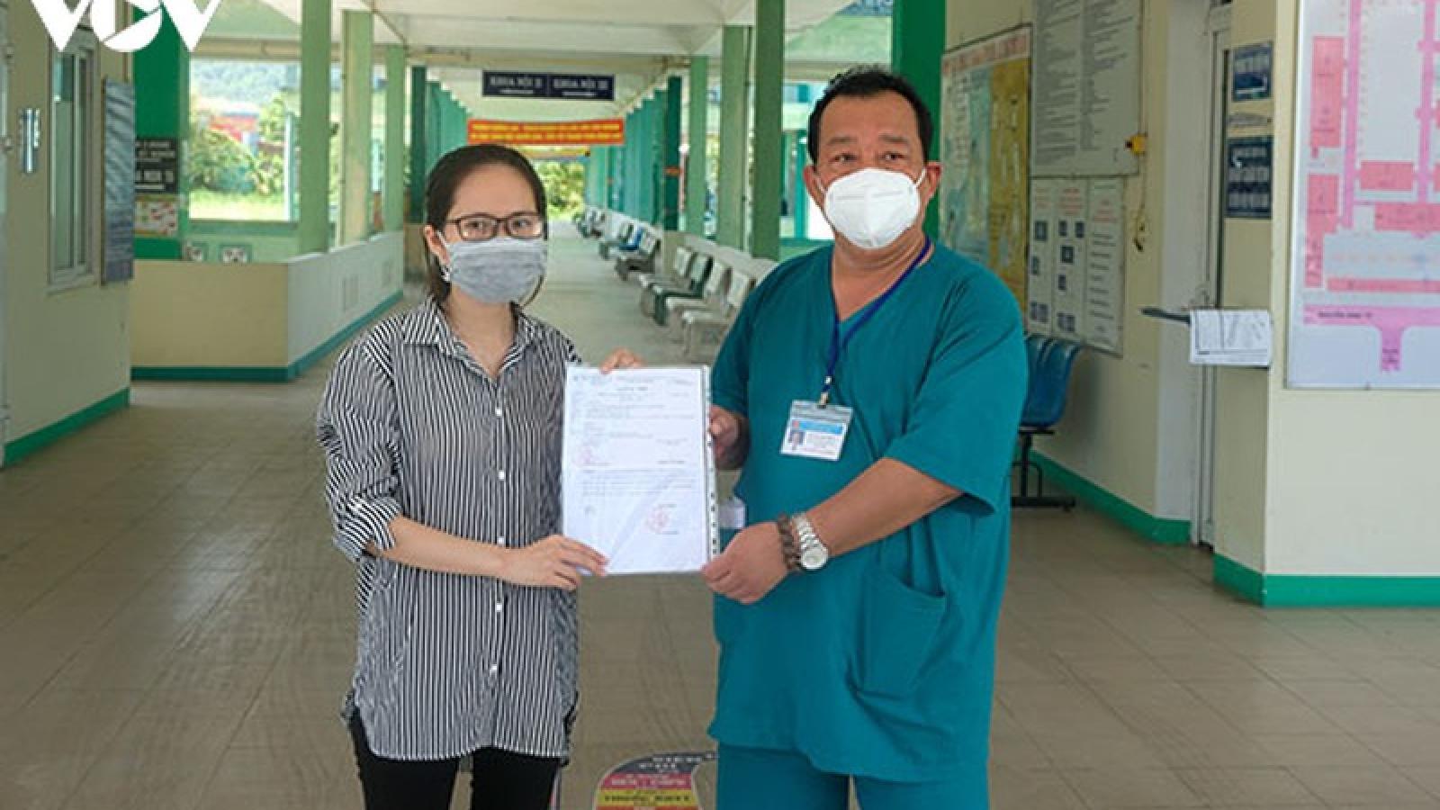 Chữa khỏi bệnh nhân Covid-19 tiên lượng rất nặng ở Đà Nẵng