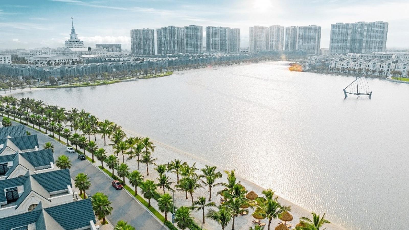 Vinhomes Ocean Park bàn giao gần 9.000 căn hộ sau hơn 20 tháng khởi công