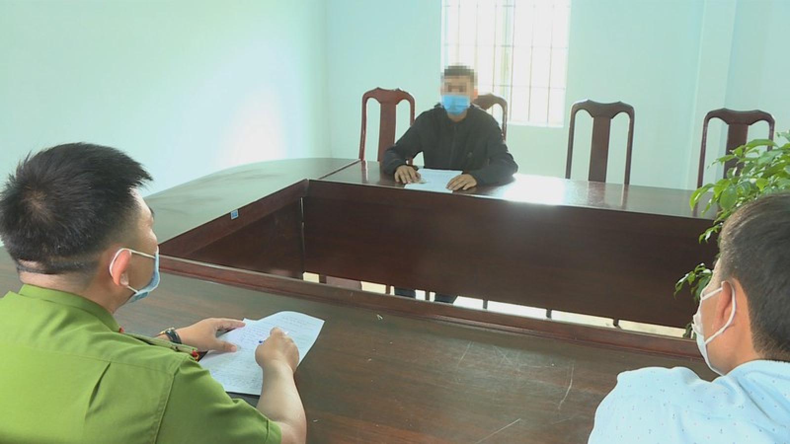 Đắk Lắk xử phạt một trường hợp không tuân thủ cách ly phòng dịch