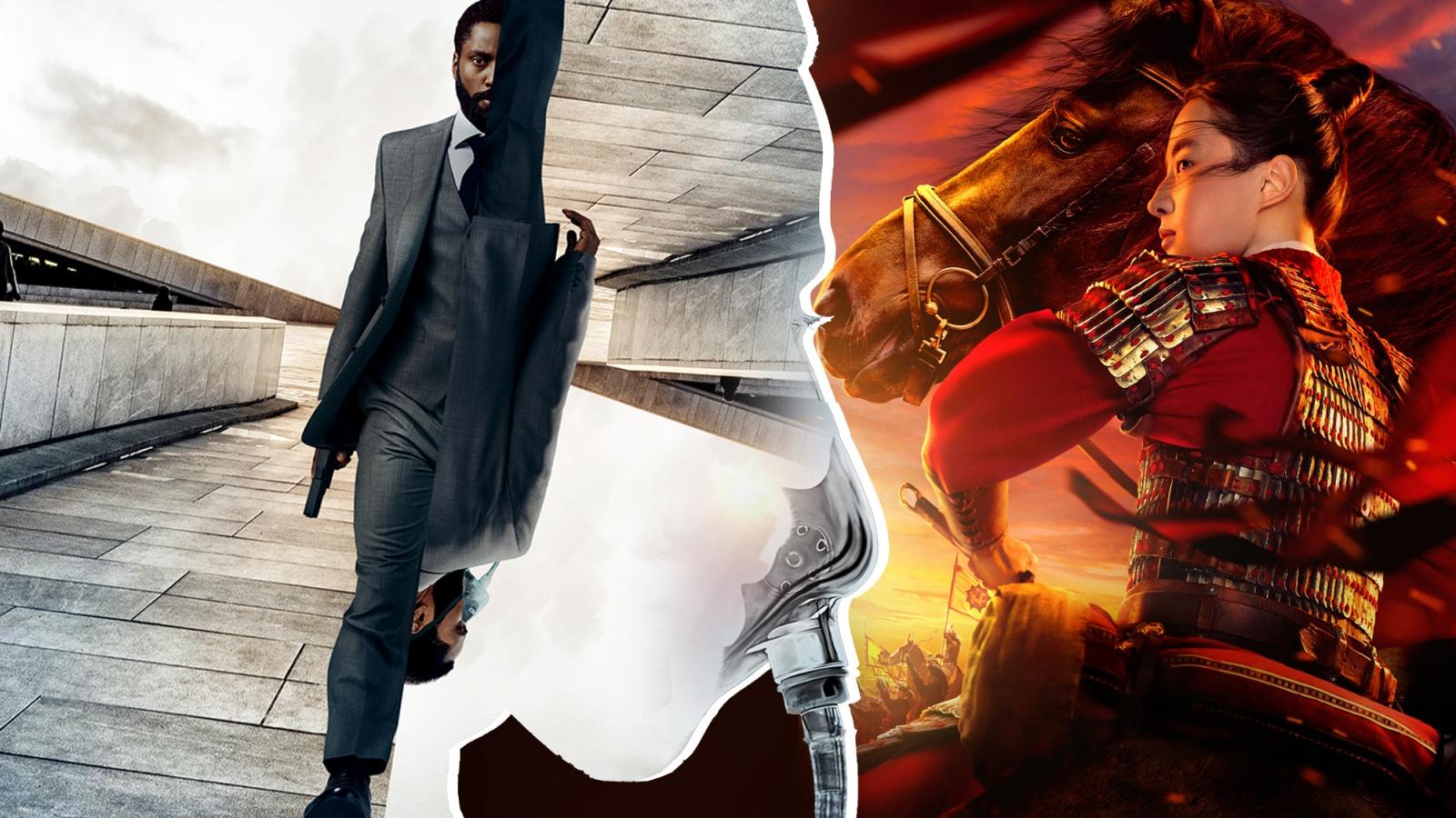 Tenet đối đầu Mulan: Bom tấn nào sẽ quyết định tương lai của điện ảnh thế giới?