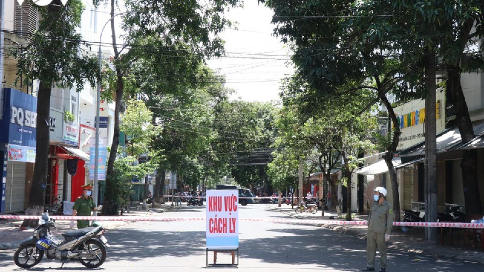 Đắk Lắk dỡ bỏ khu vực cách ly tại thành phố Buôn Ma Thuột