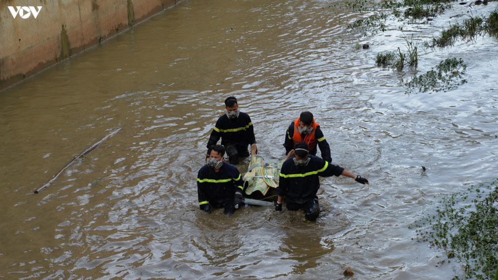 Tìm thấy thi thể người đàn ông rơi xuống mương thoát nước ở Sơn La