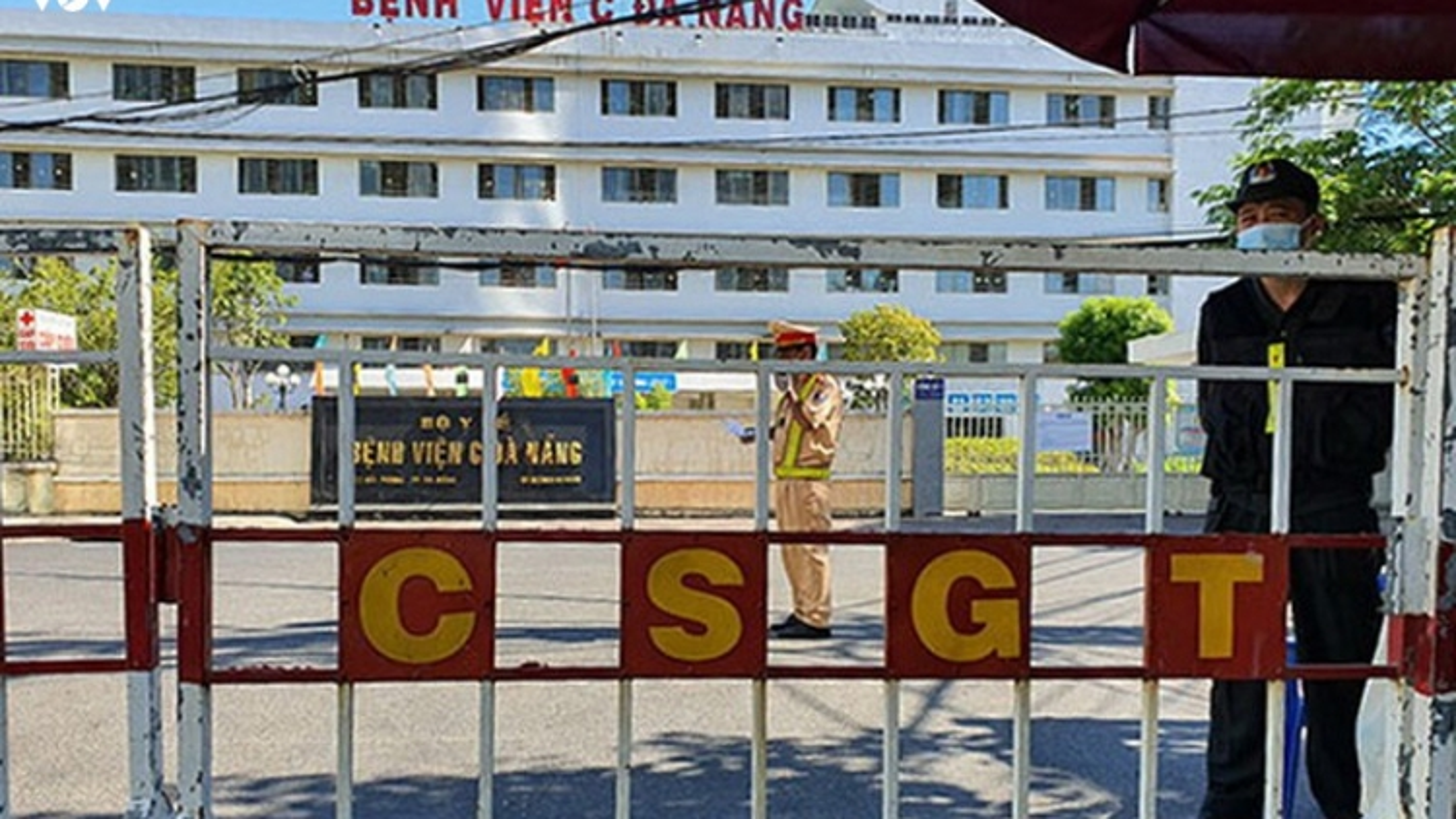 0h ngày 8/8 sẽ mở cửa trở lại Bệnh viện C Đà Nẵng
