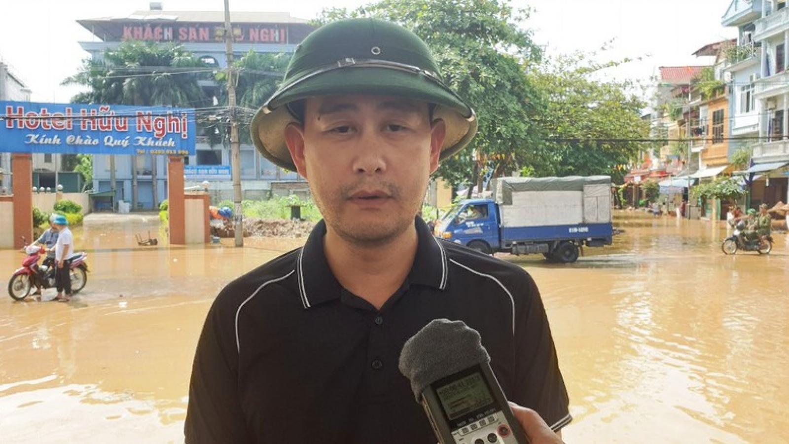Trung Quốc thông báo xả lũ: Yên Bái chủ động ứng phó tình huống