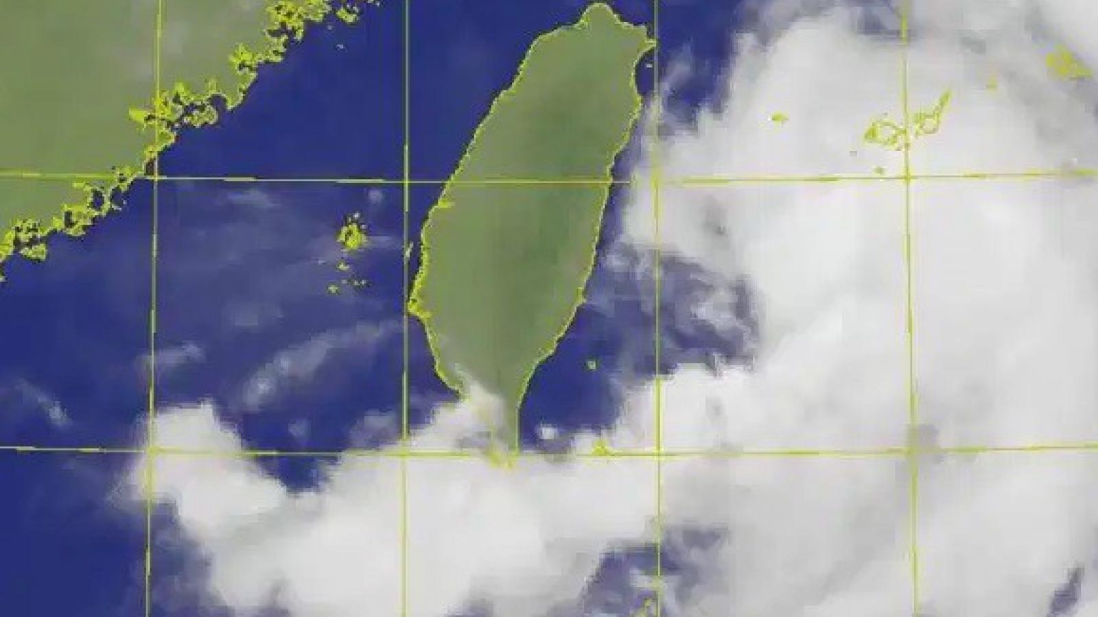 Trung Quốc sắp chịu ảnh hưởng của bão Bavi - bão lớn nhất từ đầu năm