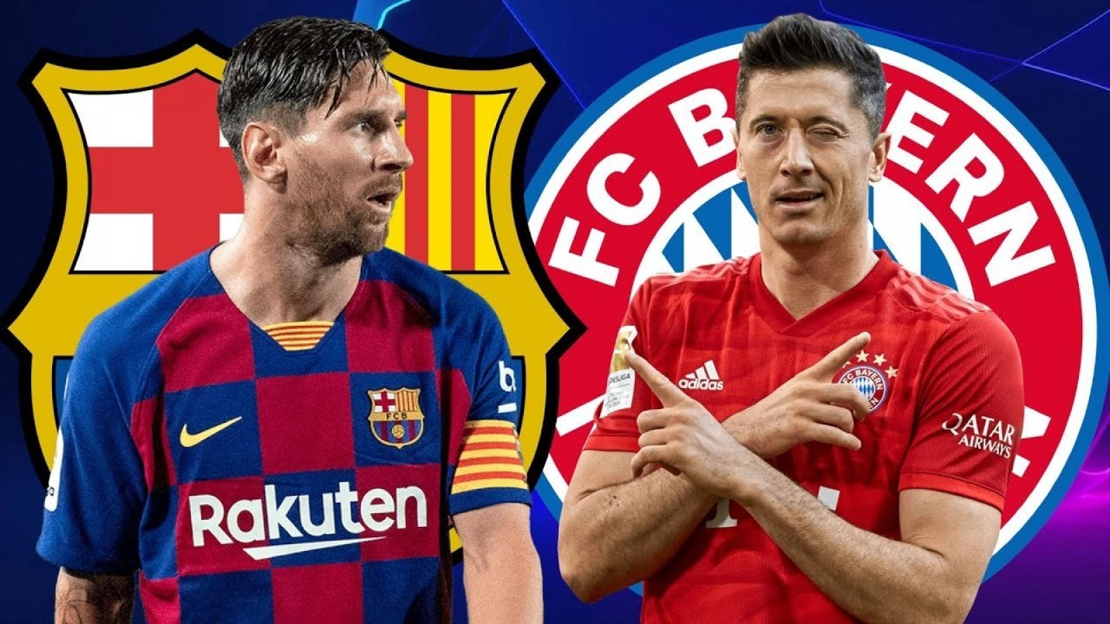 Barca - Bayern Munich: Mãnh hổ nan địch quần hồ?