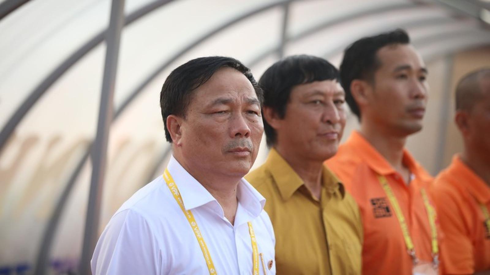 """Bầu Đệ bất ngờ """"đổi ý"""", CLB Thanh Hoá trở lại đá V-League 2020"""