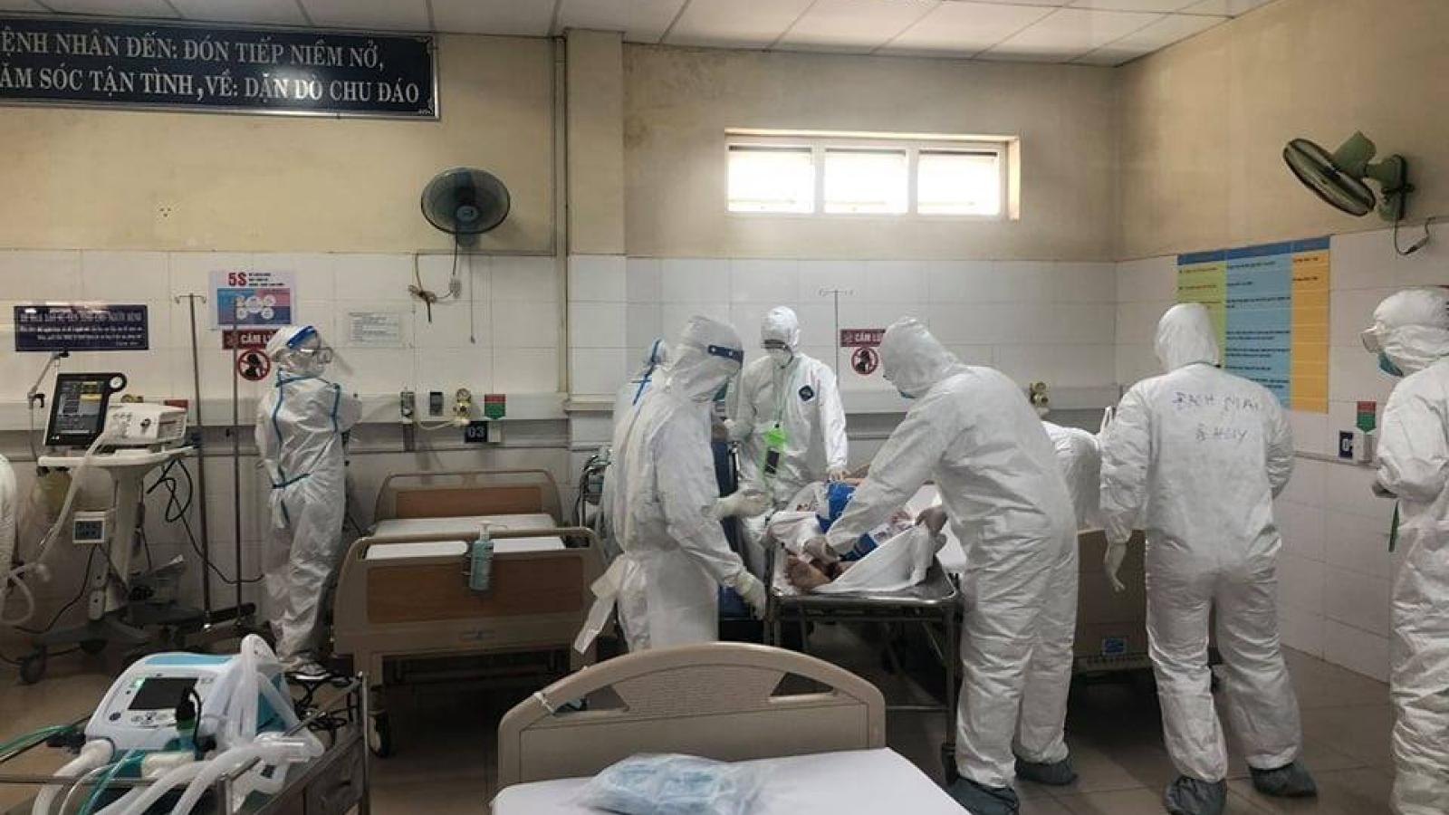Chi tiết 13 bệnh nhân mắc Covid-19 tử vong