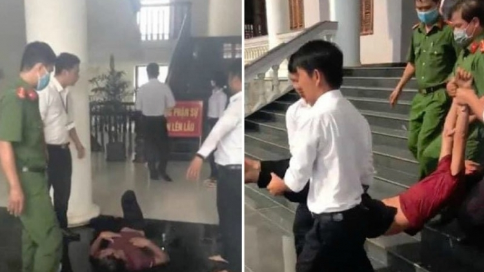 Ban Nội chính Bình Phước yêu cầu báo cáo vụ bị cáo tự tử tại tòa