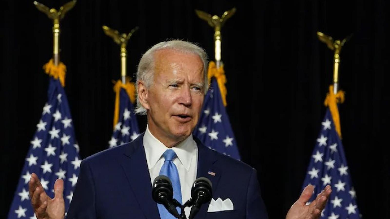 """Bầu cử Mỹ: Hơn 3 thập kỷ chờ đợi và giây phút """"đúng thời điểm"""" của Biden"""