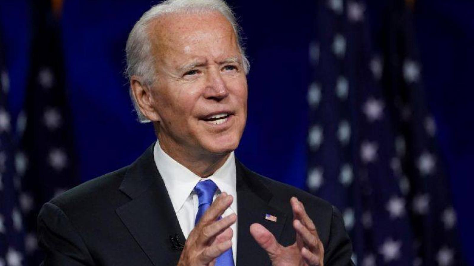 Bầu cử Mỹ: Ông Biden sẽ trực tiếp vận động tranh cử tại các bang chiến địa