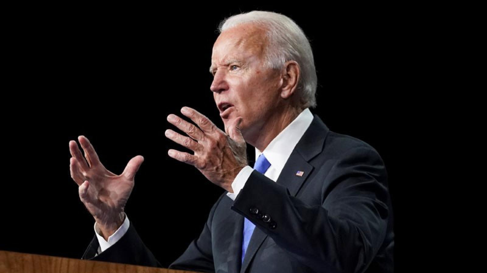 Bầu cử Mỹ: Cương lĩnh tranh cử của ông Joe Biden