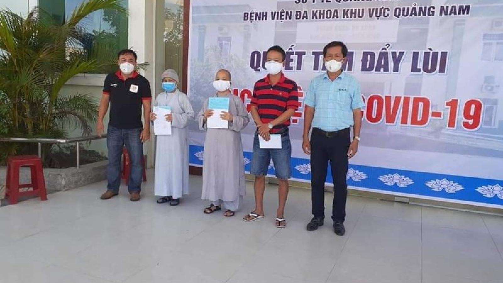 Bệnh nhân dương tính với SARS-CoV-2 trở lại sau 4 ngày xuất viện